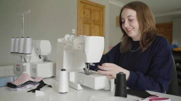 Creative teenager to represent Offaly on new TV show