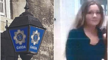 MISSING PERSON: Gardai issue appeal for information on missing midlands teenager