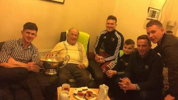 Flag at half mast as Offaly club says goodbye to legend
