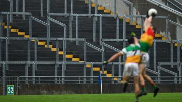 Offaly supporters in race for tickets as 2,400 allowed into Croke Park
