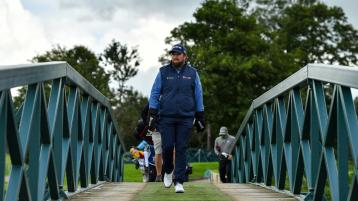 Lowry recovers after disaster on opening holes at US Open