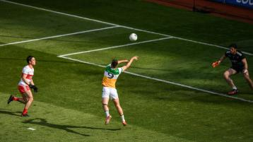 Offaly given hard lesson by flying Derry