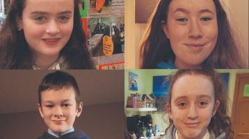 Four young Offaly people elected to Foroige panel