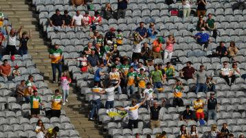 Supporters unlikely to have access to tickets for big Offaly games