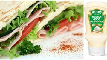 What Offaly ingredient belongs in the perfect sandwich?