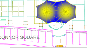 Canopies to be introduced in Offaly town for outdoor dining