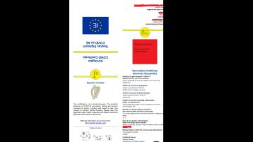 Digital Covid passports have arrived in Offaly