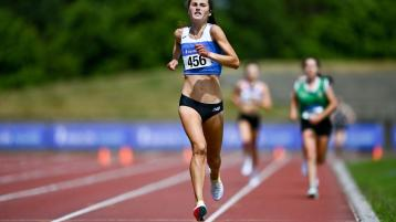 Offaly athlete sixth in European U-20 5,000 metre final