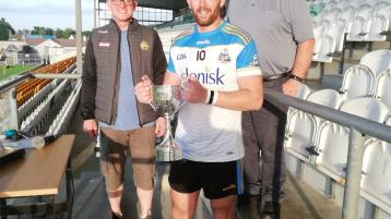 Dillon the hat-trick hero as goals secure win for Clodiagh Gaels