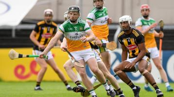 Rising Offaly star named on GAA Minor Hurling Team of the Year