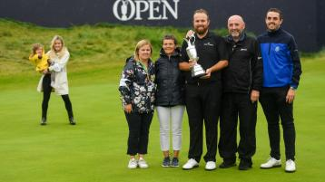 Alan Lowry – Talented Offaly golfer who will caddy for famous brother in Tokyo