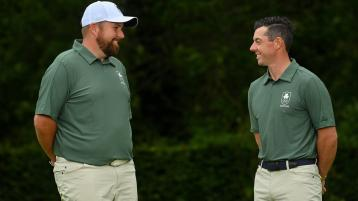 Shane Lowry being strongly backed to win Olympic medal