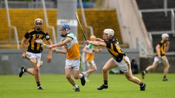 Brave Offaly bow out as Coonan heroics can't keep Kilkenny at bay