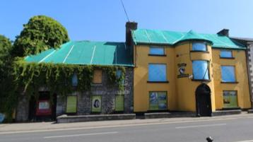 Offaly hotel going up for sale at auction for at eye opening price