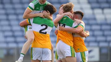 Emerging Offaly dual hero so relieved to end final heartbreak