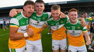 1,400 spectators allowed at All-Ireland U-21 football semi-final