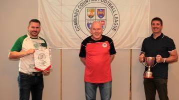 Offaly teams pick up silverware at CCFL Awards