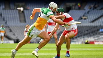 Hurt from 2020 failure drove Kelly and Offaly on