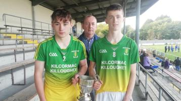 Ruthless Kilcormac-Killoughey blitz battling St Rynagh's to clinch  title