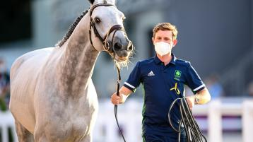 Offaly's Darragh Kenny begins Olympic campaign tonight
