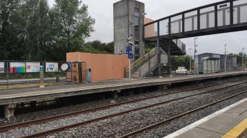 Work on train station troublesome lift underway