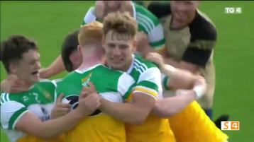 WATCH: Relive the scenes at the final whistle as Offaly sealed an incredible win over Dublin in the Leinster U-20 Final