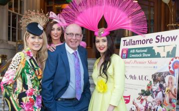 Glitz and Glamour is always in fashion at The Tullamore Show