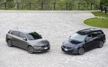 Irish pricing and specifications announced for new Fiat Tipo hatchback and station wagon