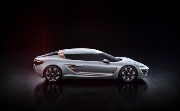 nanoFlowcell's QUANT 48 VOLT goes from 0 to 100 km/h in 2.4 seconds