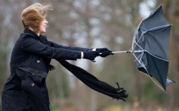 Strong winds on the way for Ireland as Met Eireann issues alert