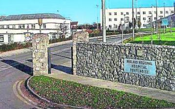 Portlaoise Hospital introduces temporary visiting restrictions after outbreak of winter vomiting bug
