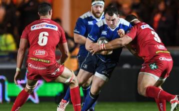 Offaly man in Leinster's Pro14 squad for Southern Kings clash