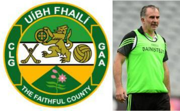 The new Offaly Senior Football Manager has been named