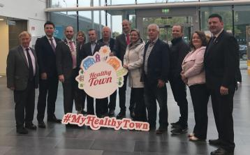 Tullamore Healthy Town project off to a flying start