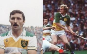 Two All Ireland and All Stars winners to enter Offaly GAA Hall of Fame