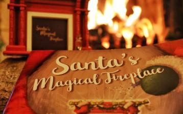 Offaly entrepreneur's 'Magical Fireplace' proving a huge Christmas hit