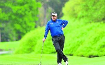 Lowry just six off the lead at US Open