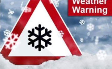 Weather Alert: Met Éireann issues snow-ice warning for Longford ahead of expected 'Beast from the East' blizzards