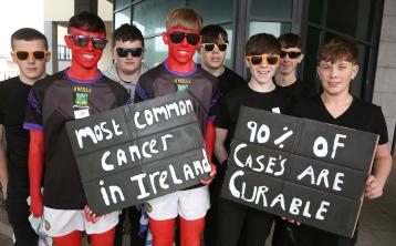 GALLERY: Offaly schools take part in Young Social Innovators Speak Out Tour