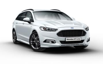 Ford Mondeo a new car as it get ST-Line treatment