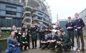 Offaly students set for national entrepreneur finals at Croke Park