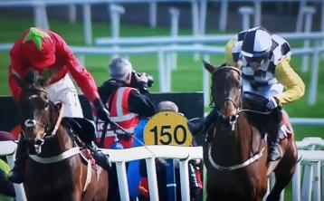 Offaly Express owner's horse wins Grade 1 hurdle at Punchestown