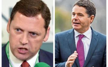 Cowen accuses Paschal Donohoe of 'dragging his feet' on affordable housing issue