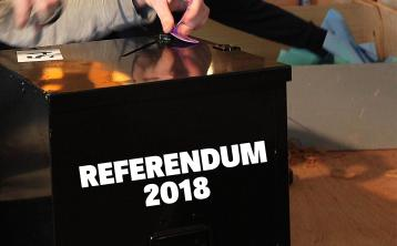 Tallies show the percentage of Yes votes varied massively across Offaly in the Abortion Referendum