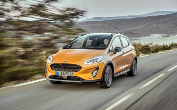 Ford get even more Active with the new Fiesta
