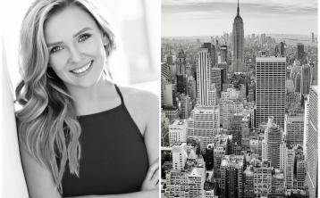 'A different world' - The Offaly woman working with the stars in New York