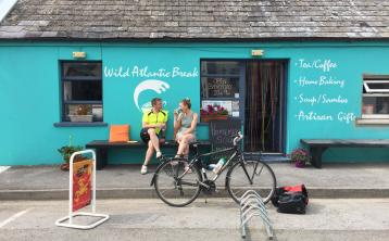 RTE reporter wants to hear from you as he discovers Offaly by bike