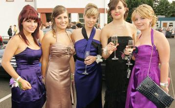 WAY BACK WEDNESDAY: The third last in our series of pictures from Grads Past in Offaly