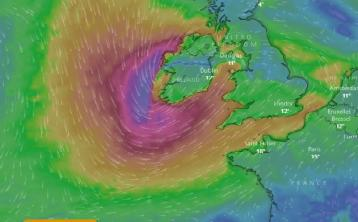 Met Eireann weather forecast for the weekend