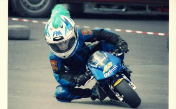 15 photos charting the rise of Offaly motorcycle racer Kevin Keyes